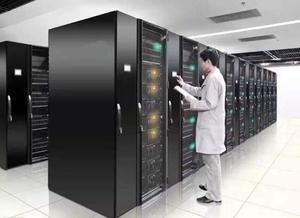 广州市城建信息中心智能化工程