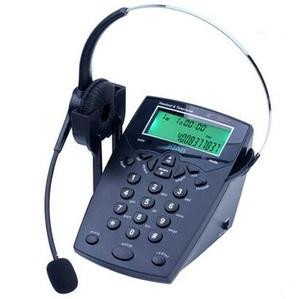 北恩耳麦电话机